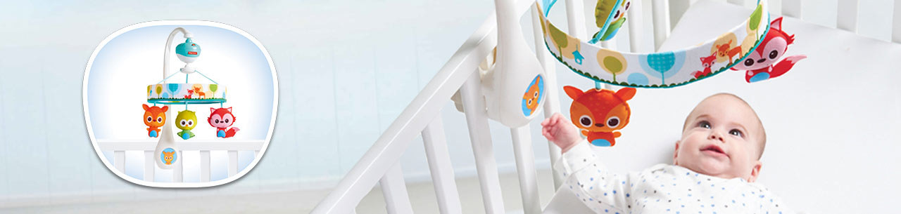 Mobiles, Soothers & Crib Toys
