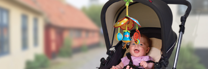 Pack and Go Mini Baby Mobile