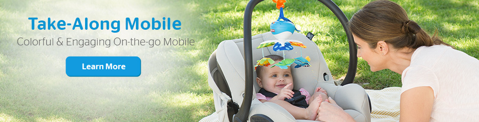 Take Along Baby Mobile