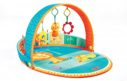 3-in-1 Cozy Gymini Baby Mat