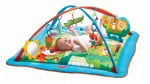 Gymini Kick and Play City Safari Baby Mat