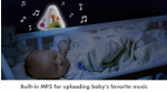 Tiny Dreamer Musical Baby Projector
