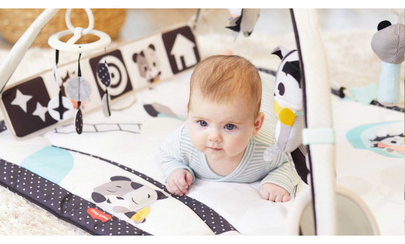 Magical Tales  Black and White Baby Gym