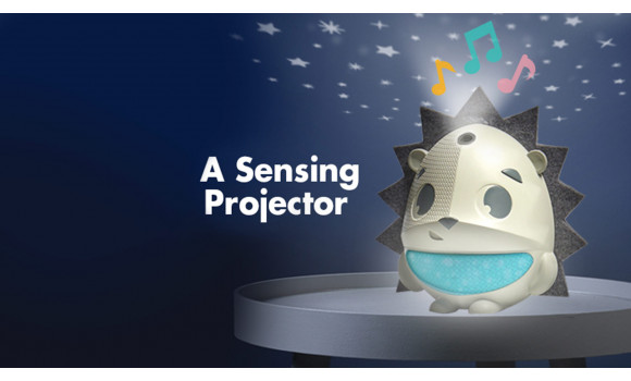 Sound 'n Sleep Projector Soother