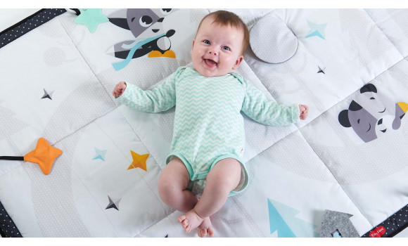 Magical Tales BW Baby Super Mat