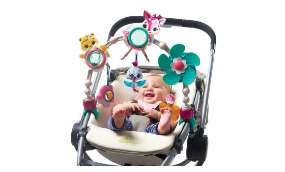 Tiny Princess Tales Sunny Stroll Stroller Toy