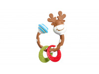 My First Teether-Rattle - Moose
