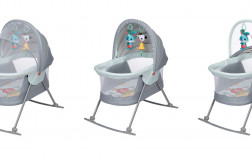 2-in-1 Take Along Bassinet