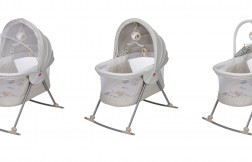 2-in-1 Take Along Deluxe Bassinet