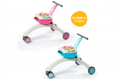 5-in-1 Here I Grow Walk Behind & Ride-On