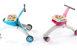 5-in-1 Here I Grow Walk-behind & Ride-on blue