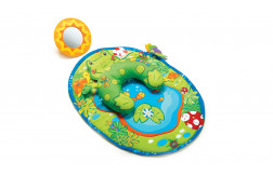 Tummy-Time Fun: Frog
