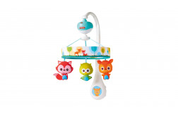 Tiny Friends Lullaby Mobile