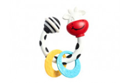 My First Teether-Rattle - Cow
