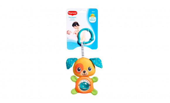 Belly Puppy Baby Toy