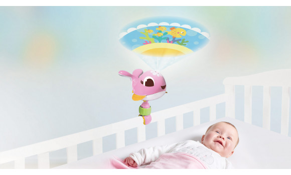 Suzi Take-Along Projector Soother