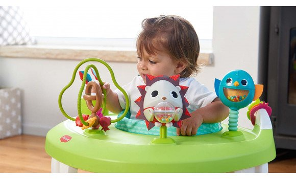 5fc5a7222 4-in-1 Here I Grow Baby Activity Center and Walker