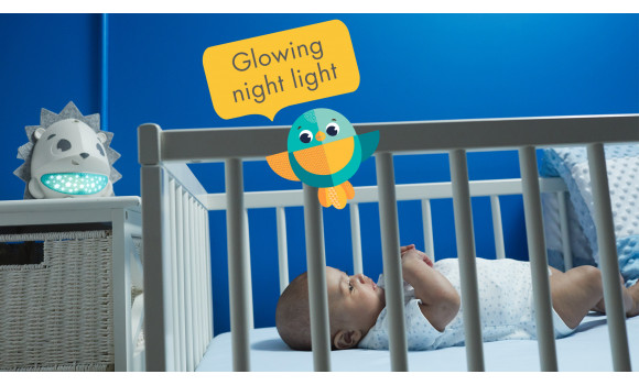 Sound 'n Sleep Baby Projector and Soother