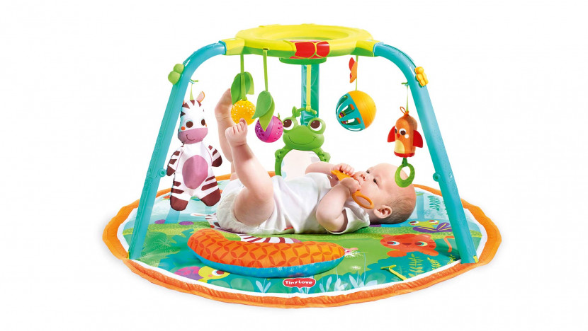 Gymini 123 Here I Grow Playmat