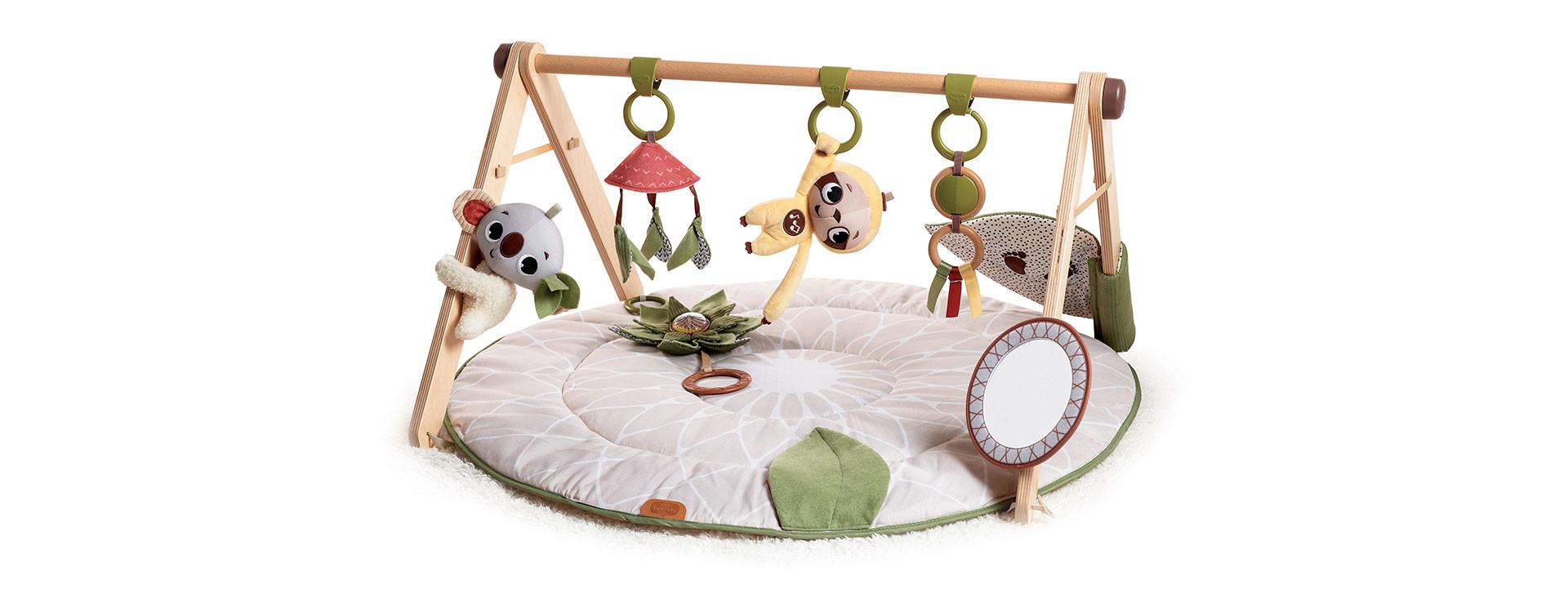 20 developmental activities encourage baby's skills