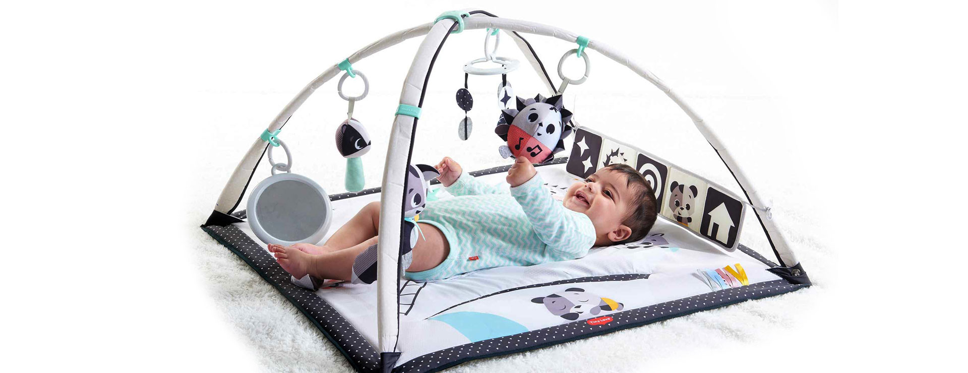 Specially designed to support baby's development from day one