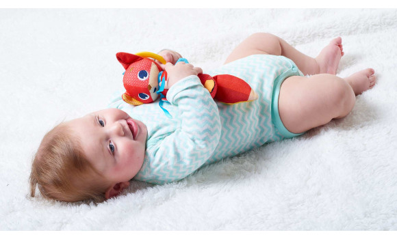 Christopher Jitter Baby Toy