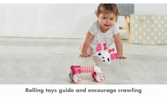 Tiny Rolling Toy - Florence