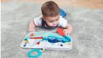 Where Do I Travel Soft Baby Book