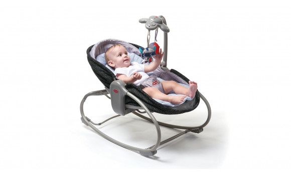 3-in-1 Rocker Napper - Luxe