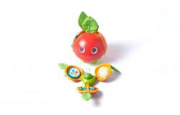 Jouet d'éveil : Petite pomme d'exporation