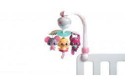 Mobile de voyage pour bébé Collection Princesse