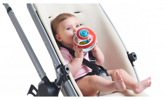 Swirling Ball Baby Toy