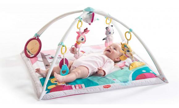 tapis d'éveil pour bébé tiny love