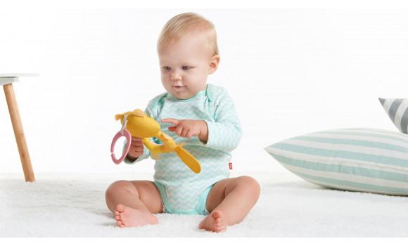 Albertina Squeaker Travel Toy