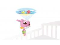 Suzi -Projetor portátil calmante para bebês