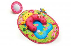 Tummy-Time Fun: Joaninha