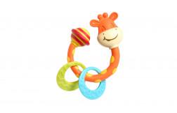 Meu Primeiro Chocalho-Mordedor – Girafa