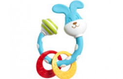 My First Teether-Rattle - Bunny