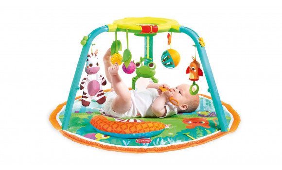 Gymini 123 Here I Grow Playmat