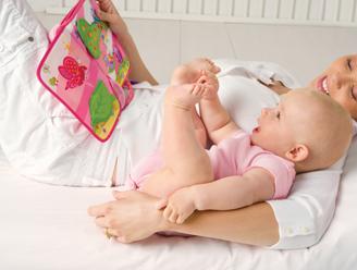 Nosso processo de desenvolvimento de produtos é pautado na ideia de que os bebês são inteligentes