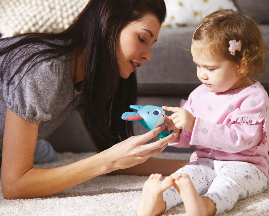 Stories develop babies minds