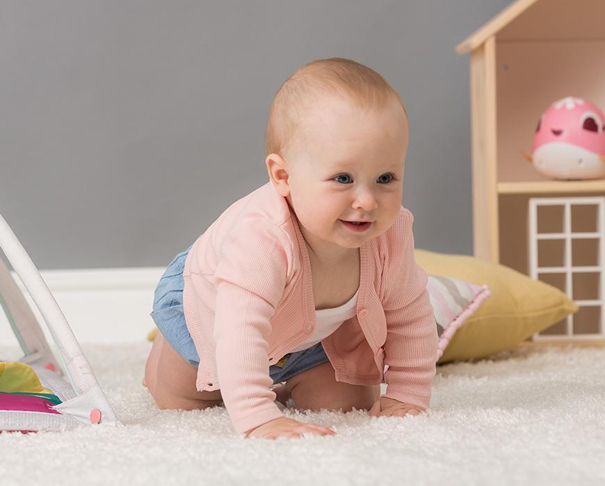 A los cuantos meses gatean los bebes yahoo respuestas