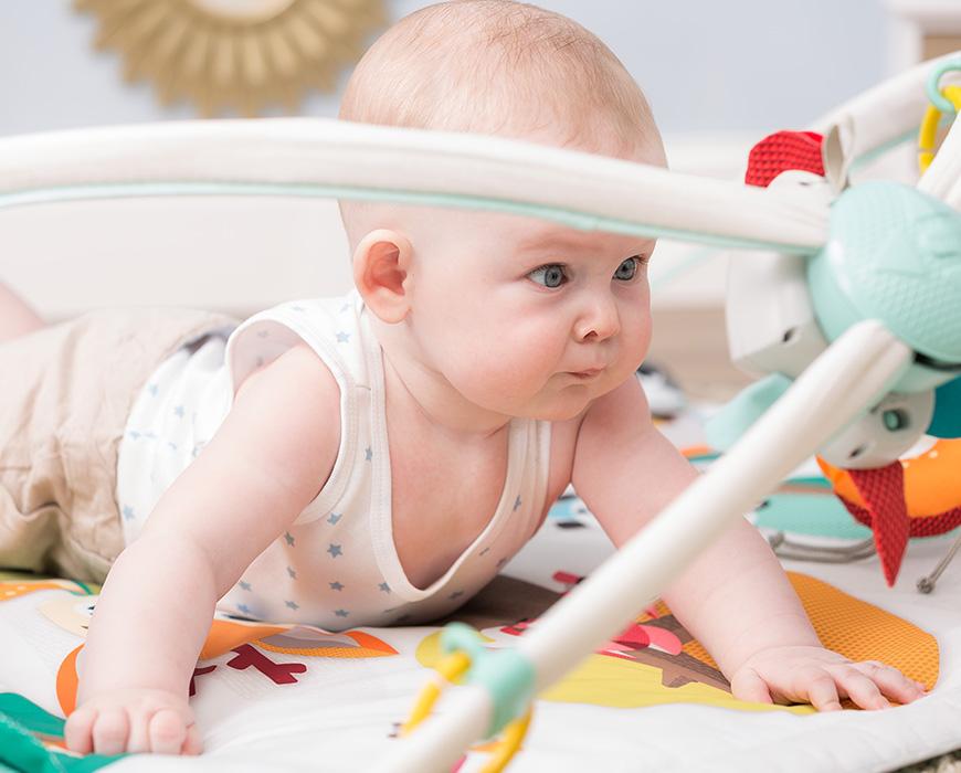 Regulação sensorial e desenvolvimento do bebé