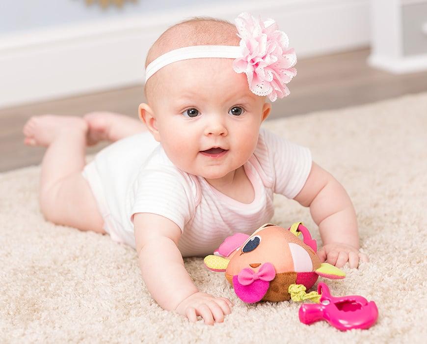 Desenvolvimento do bebé