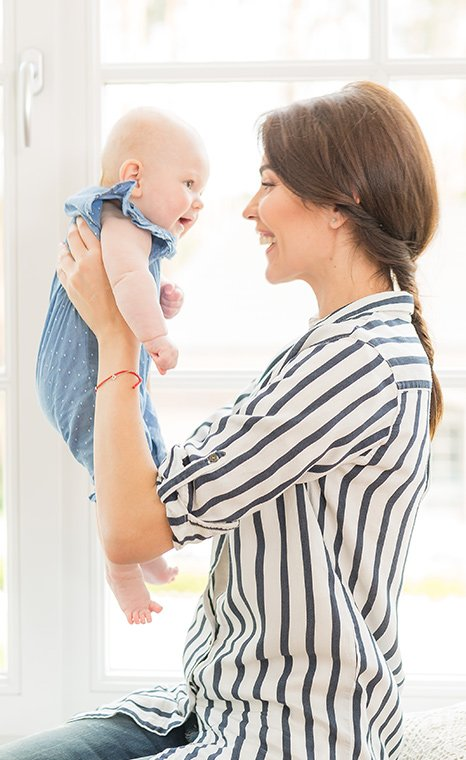 Eye Contact in Babies: Expert Advice