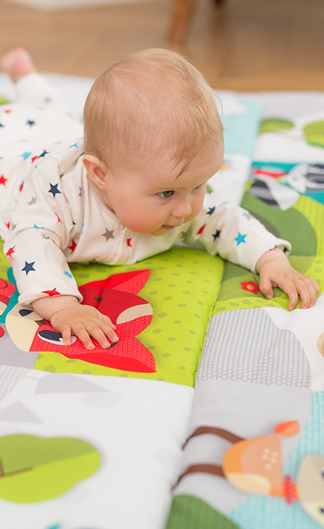 Tummy Time Questions