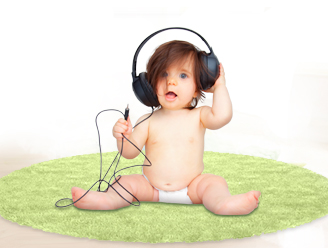 Your Baby Needs Music