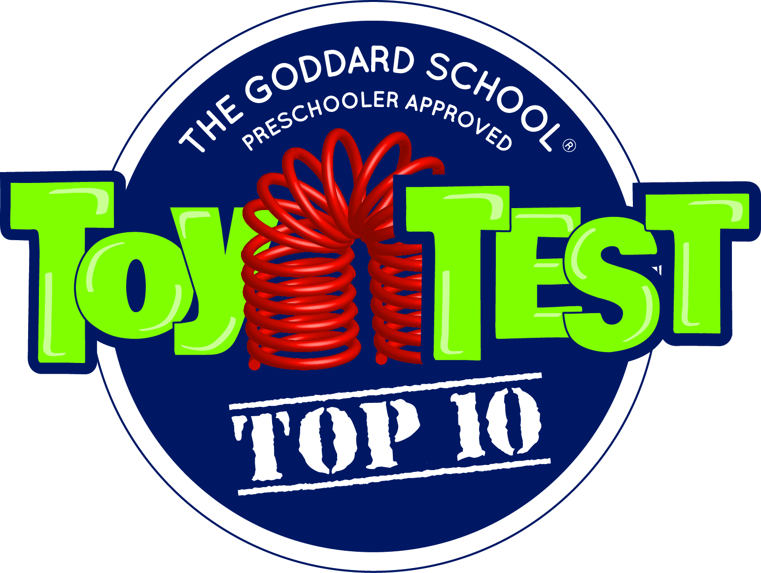 Top 10 Winner in The Goddard School Preschooler