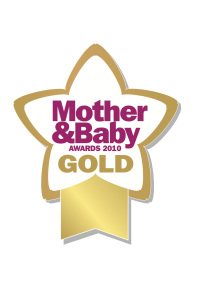 Mother & Baby - Gold