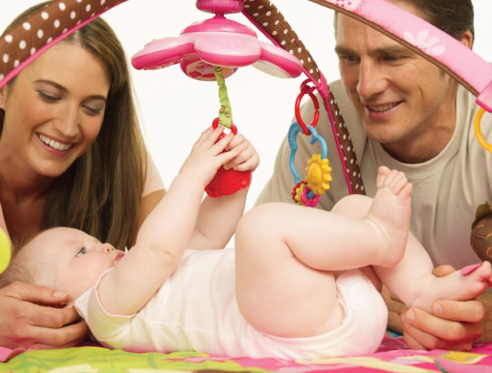 Baby development expert tips and guidance